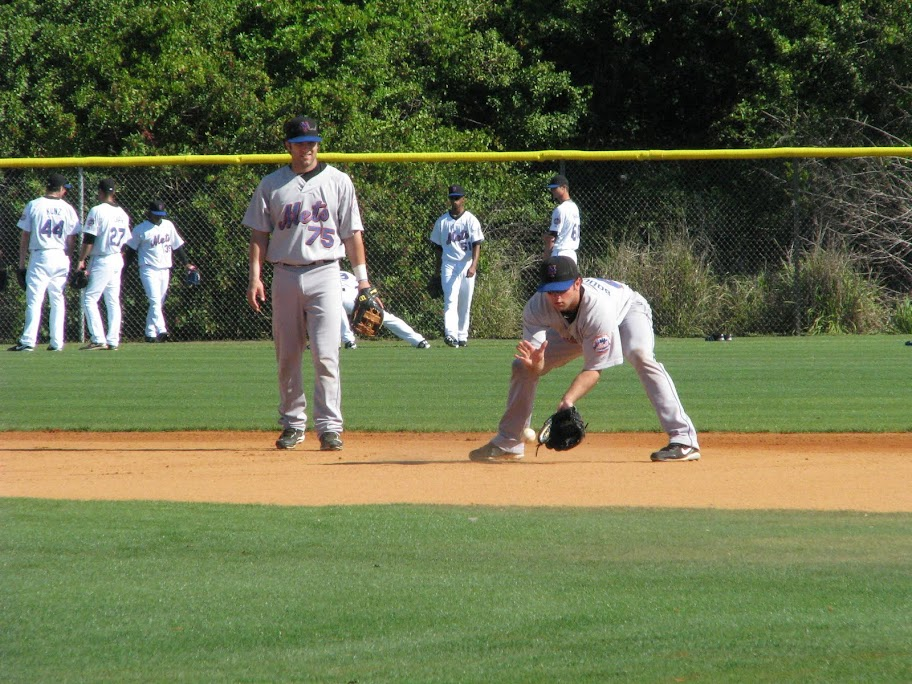 Spring Training Drills, March 18th, 2011 by Ceetar