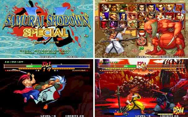 Samurai Shodown 5 Spesial