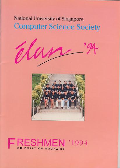 Freshmen Orientation Magazine