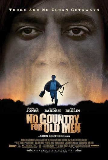 Poster Of No Country for Old Men (2007) Full Movie Hindi Dubbed Free Download Watch Online At Alldownloads4u.Com