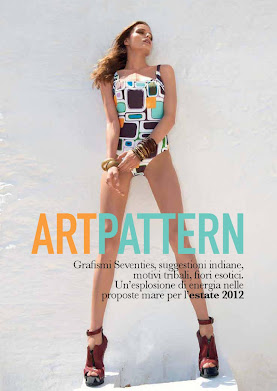 IMEC Beachwear, advertorial primavera verano 2012