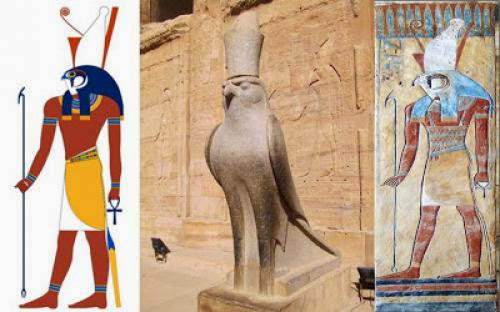 Ancient Egyptian Horus