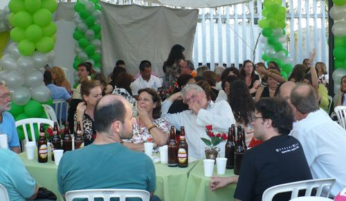 Festa de 25 anos do Sindppd/RS