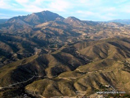 Montañas que rodean El Campello