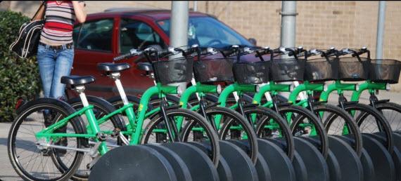 El alquiler público de bicis MyBici llega a Madrid en 2013