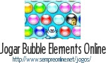 Jogo Bubble Elements Online