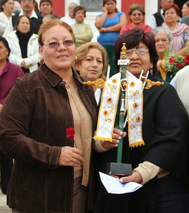 Comisión Organizadora -Sra. Flor Castañeda, presidenta 2012-2013 -Sra Durba Leyva de Segovia, presidenta 2013-2014