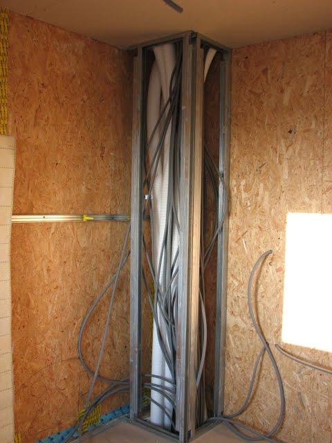 Maison ossature bois verny le point du jour - Ossature bois technique ...