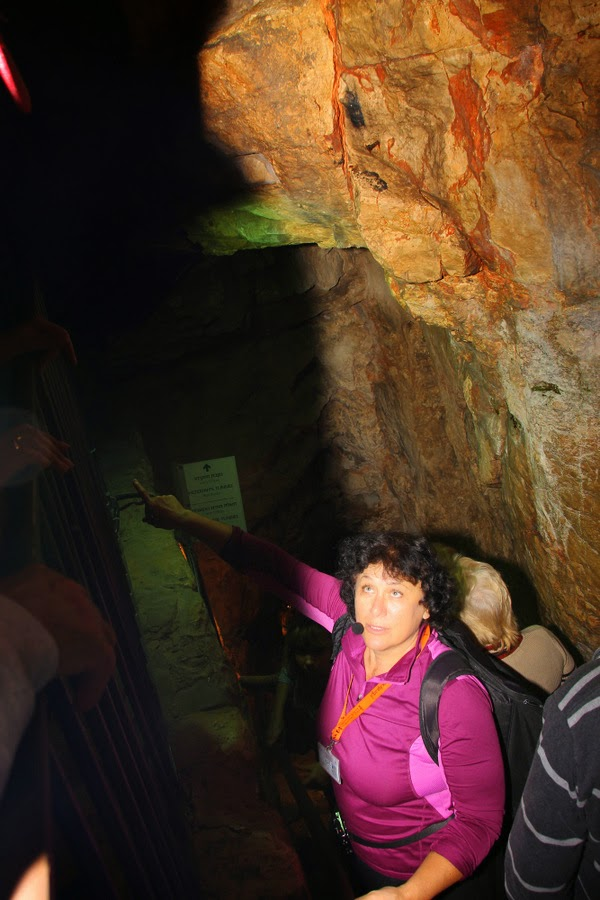 Туннель царя Нехемии в городе Давида. Подземелья Иерусалима. Экскурсия Светланы Фиалковой