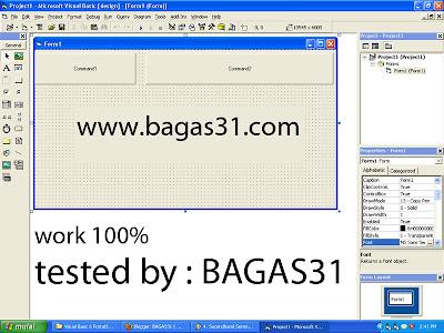 Microsoft Visual Basic 6 Portable 2