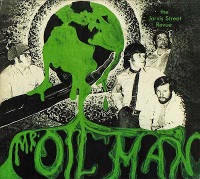 the Jarvis Street Revue ~ 1970 ~ Mr. Oil Man