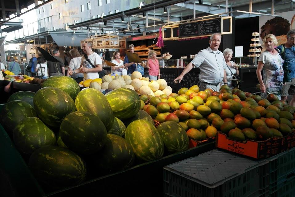 Rotterdam il mercato