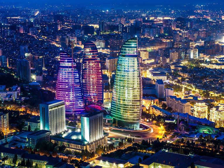 азербайджан города фото