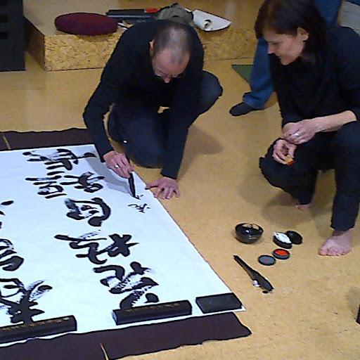 Kakizome - Japán kalligráfia - Buddhista Főiskola