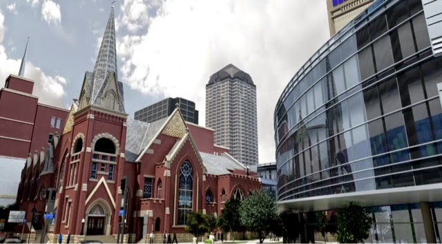 Facility Planning First Baptist Church Dallas Capital