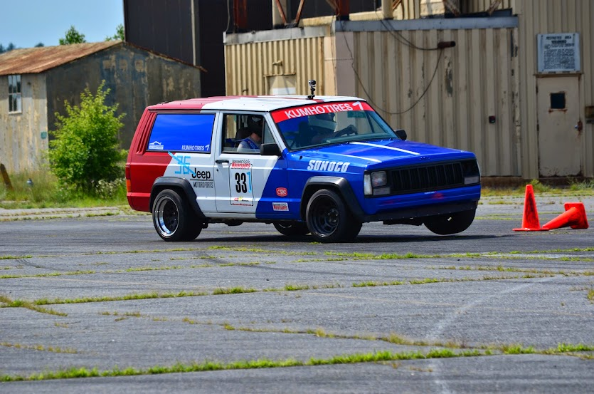 Turbo Cherokee Xj R Autocross Pictures And Videos Jeep