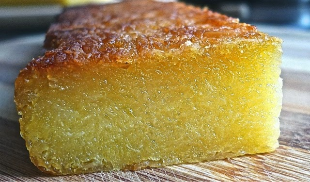 Best Baked Tapioca Cake Recipe