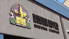 Visiting Russian River Brewing Company in Santa Rosa, CA