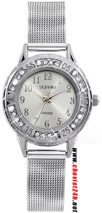Đồng hồ thời trang Sophie Lorie - WPU291