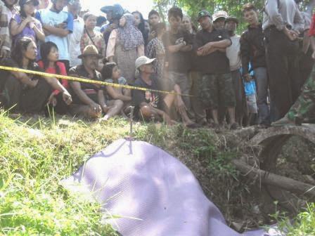 berita penemuan mayat di kendal ngawi