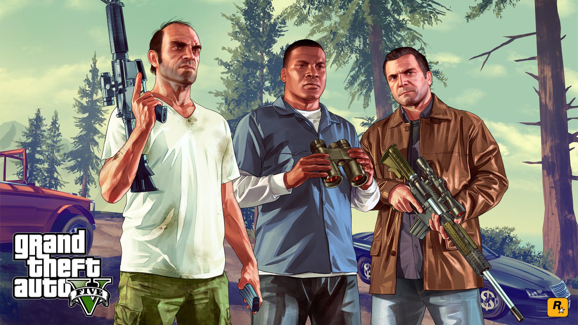 GTA Online là phần chơi trực tuyến của GTA 5 - Ảnh 9