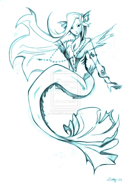 Sereias Mermaid