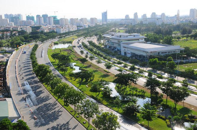 River Panorama - dấu ấn mới của Angia Investment