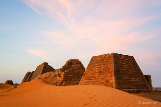 Continue reading The Pyramids of the Royal Cemeteries of Meroe