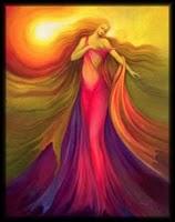 Goddess Ausrine Image