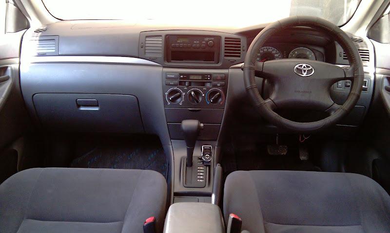 Corolla X-assista 2006 modification - 04