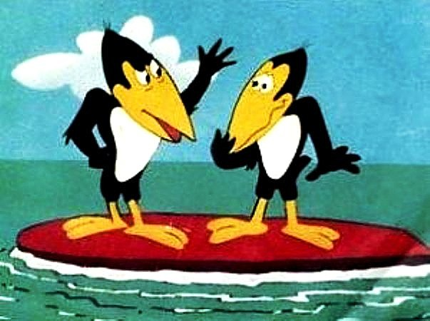 Heckle dan Jeckle 3