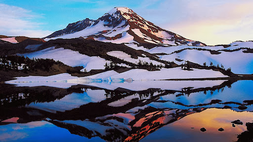Mountain Reflections, Oregon.jpg