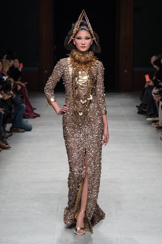 Pixelformula  Julien Fournie Haute Couture Summer 2015 Paris