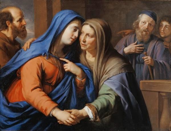 Philippe de Champaigne - The Visitation