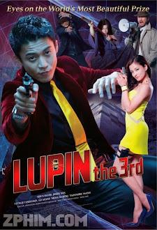 Siêu Đạo Chích: Lupin Đệ Tam - Lupin III (2014) Poster