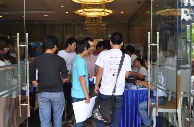 Toàn cảnh Vietnam Mobile Day 2014 tại TP.HCM 2