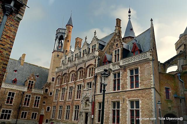 Дом Грютхузе, археологический и художественный музей Брюгге