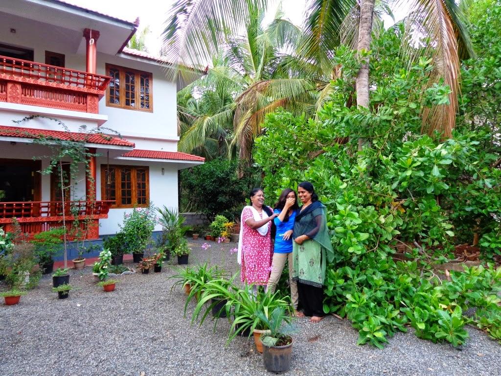 Dream Home 2013 Lekshminivas Thottakom My Memories