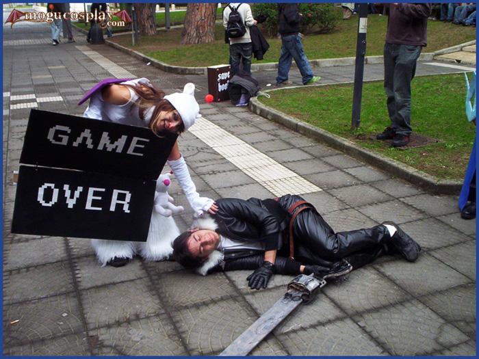Moogle: Những kẻ lưu game trong Final Fantasy IX - Ảnh 3