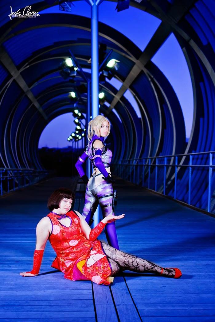 Bộ ảnh cosplay Tekken cực chất đến từ Đức - Ảnh 46
