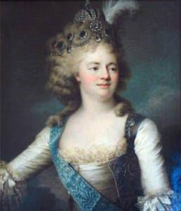 супруга графа Калиостро