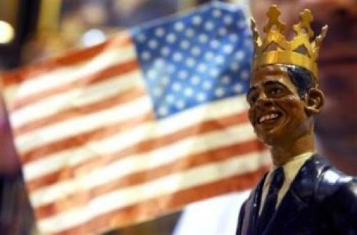 Obama Hieroglyphics