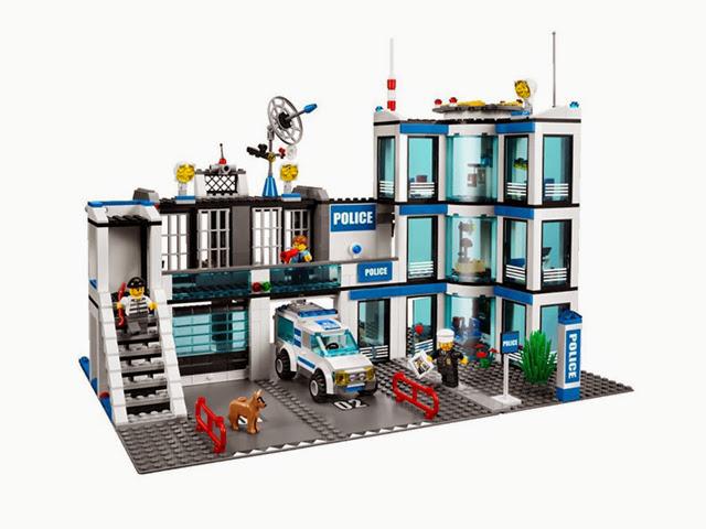 7498 レゴ ポリスステーション