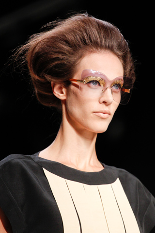 Fendi sunglasses spring 2012