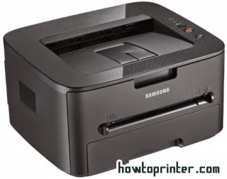 Solution reset Samsung ml 1915k printer counters -> red led turned on and off repeatedly