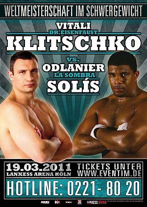 Klitschko Live Stream
