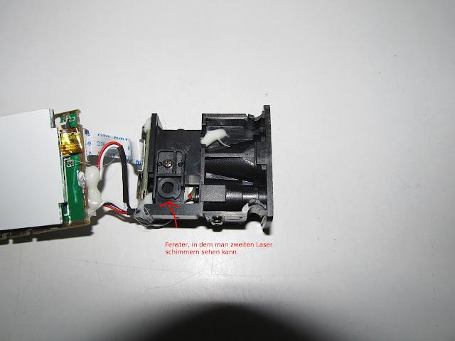 Laser Entfernungsmesser Triangulation : Das elektroniker forum u thema anzeigen laser entfernungsmesser