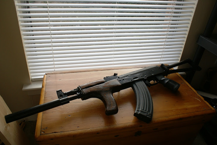 Opinions on the Romanian AK Draco Pistol from Century Arms Int.? - AK & SKS Discussion