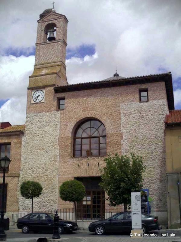 Casa del Reloj, Olmedo