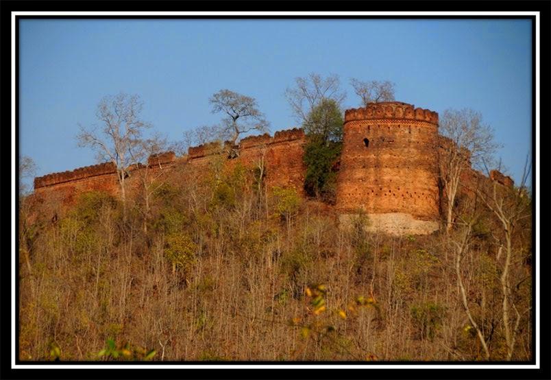 Old Palamu Fort